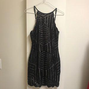 LF rumor boutique sequin dress size M